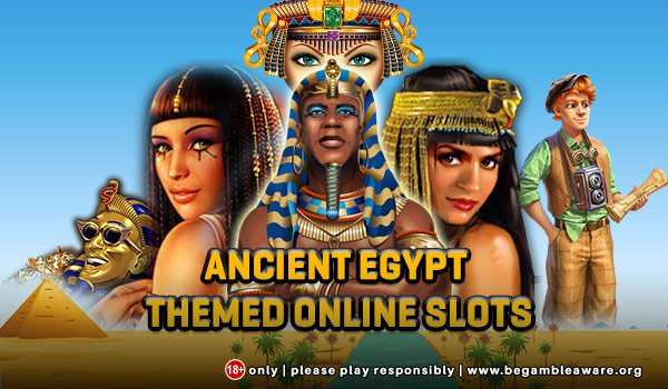 Dig the Ancient Treasure by Playing Online Slots at Plush Casino
